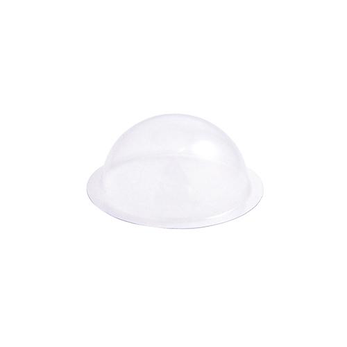 花昭 PET半球 径100mm│樹脂・プラスチック 樹脂ドーム・カプセル