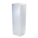 本多プラス 角型ケース QP65-200 PP 半透明