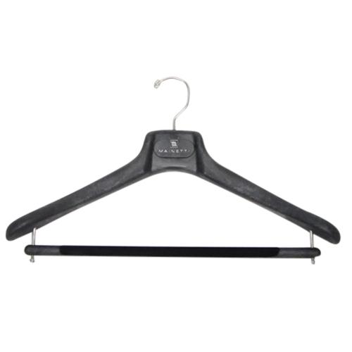 マイネッティ サルトリアーレハンガー ブラック 40cm