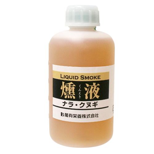 萬有栄養 燻液 ナラ・クヌギ  250g