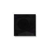 カンキ化工材 アクリルキャスト板 50×50×5mm 黒│樹脂・プラスチック アクリル板