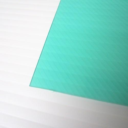 【クリックで詳細表示】ポリセーム グリーンストライプ 570×485×0.7mm