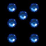 ほつま高蒔絵 AESTHETE 024 Sapphire 16
