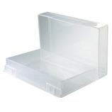 本多プラス ヒンジケース TMK-1170 PP 半透明