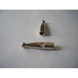 露先金属 2.9mm シルバー 8個入