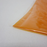塩ビ板 330×360×0.4mm クリアオレンジ