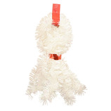 タチバナ 2インチ パールモール 白 5m│パーティーグッズ 装飾用品