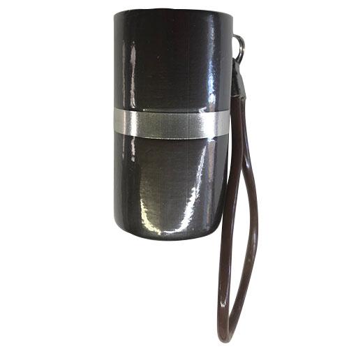 折畳・ミニ傘手元 F-1茶14MM穴 房付