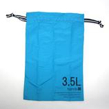 hands+ トラベル巾着 3.5L ブルー