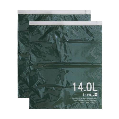 hands+ 衣類圧縮袋 L 2枚セット