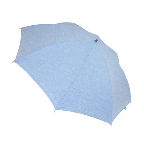 hands+ 15 岡山デニム 折りたたみ傘 50cm ブルー