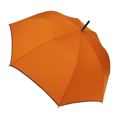 hands+ 15 軽量ジャンプ長傘 60cm スモークオレンジ