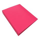 HANDS ORIGINAL ハンズオリジナル リングアルバム A4 ピンク