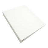 HANDS ORIGINAL ハンズオリジナル リングアルバム A4 ホワイト