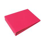 東急ハンズオリジナル リングアルバム S ピンク│アルバム・フォトフレーム フォトアルバム