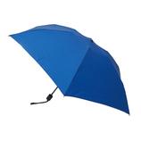 hands+ 16 超撥水折りたたみ傘 60cm ブルー