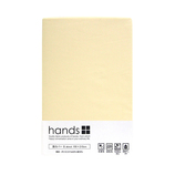 hands+ 掛けカバー シングル ライトベージュ