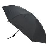 hands+ 耐風折りたたみ傘 55cm ブラック