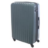 【お買い得】東急ハンズ オリジナルスーツケース ジップエクスパンダブルタイプ 78L ダークグリーン【メーカー直送品】お届けまで約1週間~10日間