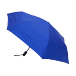 hands+ 17 自動開閉 超撥水折りたたみ傘 55cm ブルー