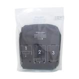 hands+ ライトシリーズ ジップスーツケース用カバー Sサイズ(39L対応タイプ) ネイビー