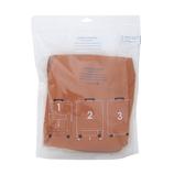 hands+ ライトシリーズ ジップスーツケース用カバー Sサイズ(39L対応タイプ) オレンジ