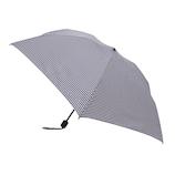 hands+ 超撥水折りたたみ傘 55cm ネイビーチェック│hands+ウェザー hands+ 折り畳み傘