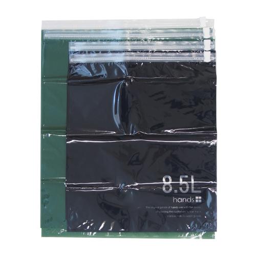 hands+ 衣類圧縮袋 M・Lサイズ 各2枚入り