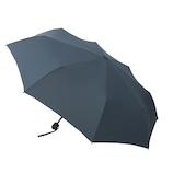 hands+ 風に強い簡単開閉 折りたたみ傘 55cm ネイビー