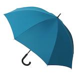 hands+ 風に強いジャンプ長傘 60cm ターコイズ│hands+ウェザー hands+ 傘
