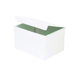 東急ハンズオリジナル ロングスクエアボックス6 ホワイト 内寸120×150×H95mm│ラッピング用品 ギフトボックス(組み立て)