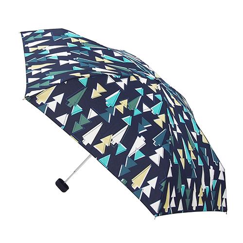 w.p.c.×東急ハンズ 東急ハンズオリジナル 折りたたみ傘 ツリー 50cm ネイビー