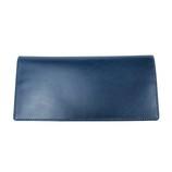 アスメデル 薄マチ長財布 14E−3076 ブルー