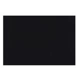 カンキ化工材 塩ビ板 275×400×0.5mm 黒│樹脂・プラスチック 塩ビ板