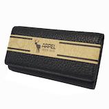 アルペル(ARPEL) キーケース ARPEL-6 ブラック│財布・名刺入れ キーケース