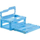 サンコー マドコンライト C−30B 559130 ブルー│収納・クローゼット用品 プラスチックケース・ボックス