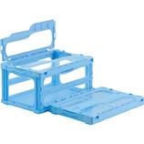 サンコー マドコンライト C−40B 559150 ブルー│収納・クローゼット用品 プラスチックケース・ボックス