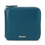 Fennec ジッパーウォレット FZW017 シーグリーン