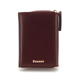 Fennec ポケットウォレット FPW002 ワイン
