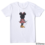 東急ハンズ限定 Tシャツ ミニーマウス 03S Sサイズ