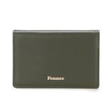 Fennec ネームカードポケット FNP004 カーキ