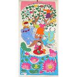 【2019年版・壁掛】 ゆいガイア ネパールカレンダー ワンダフル・デイズ N-152
