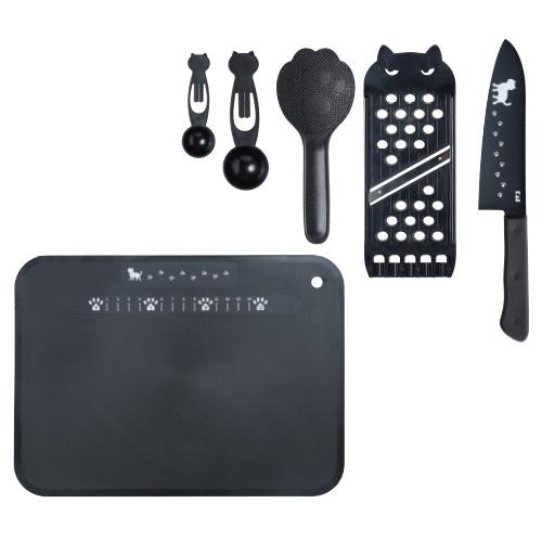 【お買い得】KAI(貝印) Nyammy(ニャミー) 調理器具セット