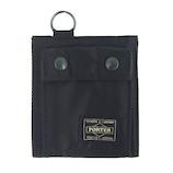 吉田カバン ポーター タンカー ウォレット 622−68168 ブラック│財布・名刺入れ 二つ折り財布