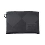 吉田カバン ポーター ギリー パスケース 886−16148 ダイヤシェイプ ブラック│財布・名刺入れ パスケース