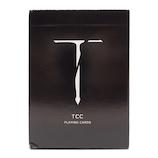 TCC ニューT ブラック│ゲーム トランプ