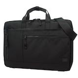 吉田カバン ポーター インタラクティブ 2WAY ブリーフケース(L) 536−17049 ブラック│ビジネスバッグ・ブリーフケース