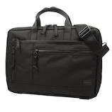 吉田カバン ポーター インタラクティブ 2WAY ブリーフケース(S) 536−17050 ブラック│ビジネスバッグ・ブリーフケース 2WAYバッグ