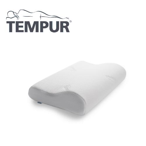 【セットでお買い得】テンピュール オリジナルネックピローM+消臭ピローカバー チャコール