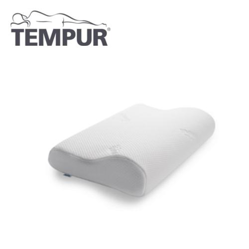 【セットでお買い得】テンピュール オリジナルネックピローL+消臭カバー チャコール